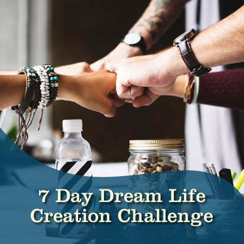 7 day dream like creation