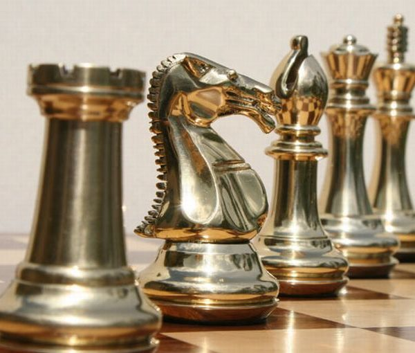 The Chess Game of Co-parenting