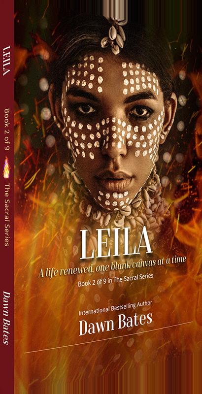 LEILA cover