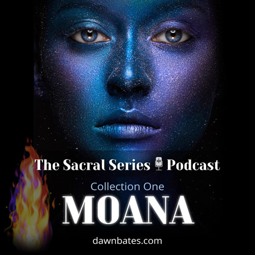 Sacral series podcast