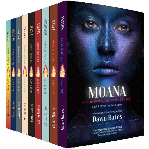 Books by Dawn Bates
