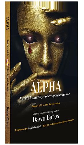 ALPHA by Dawn Bates
