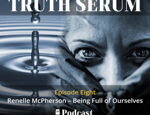 Renelle McPherson – Being Full of ourselves